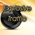 Explosive Traffic